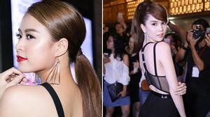 """Hè này phải buộc tóc đuôi ngựa như mỹ nhân Việt mới là """"chất"""""""
