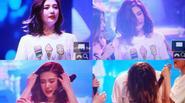 Joy (Red Velvet) vừa khóc vừa xin lỗi fans rối rít vì