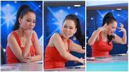 """""""50 sắc thái"""" của Thu Minh trên ghế nóng Vietnam Idol"""