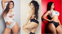 Cách nở mông của hoa hậu có vòng 3 sexy nhất Brazil