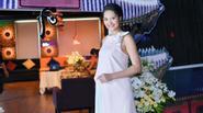 HH Hương Giang sẽ sinh quý tử cho chồng đại gia ?