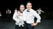 Adrian Anh Tuấn, Sơn Đoàn gây tranh cãi khi công bố nhờ người mang thai hộ