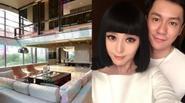 Hé lộ hình ảnh căn nhà đẹp như mơ của Phạm Băng Băng và Lý Thần