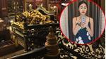 Bí mật trong căn biệt thự dát vàng nhà chồng Hà Tăng tiếp tục được hé lộ