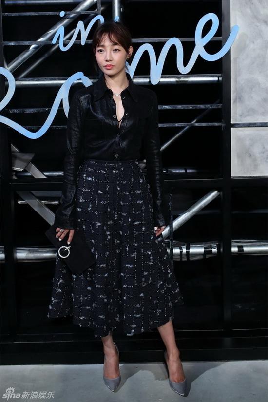 Song Hye Kyo 'đọ sắc' với dàn sao hạng A Hoa ngữ tại show thời trang