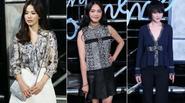 """Song Hye Kyo """"đọ sắc"""" với dàn sao hạng A Hoa ngữ tại show Chanel"""