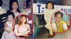 Facebook 24h: Mỹ Tâm, Văn Mai Hương bật mí ảnh dễ thương từ thuở bé
