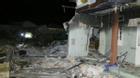 Nổ lớn ở đảo Phú Quý, nhà sập, nhiều người bị thương