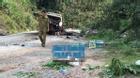 Nổ xe khách, 9 người tử vong tại chỗ
