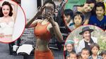 Facebook 24h: Angela Phương Trinh khoe eo