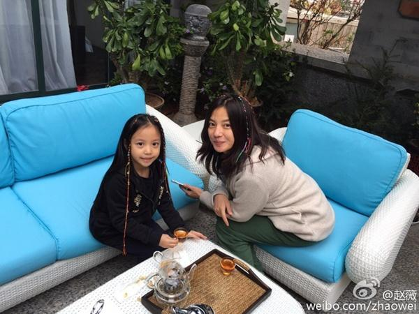 Những nhóc tì nhà sao Hoa ngữ nổi tiếng nhất hiện nay