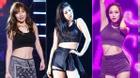 Loạt idol Hàn sexy hết cỡ với crop top sẽ giúp bạn quên đi cái nóng mùa hè