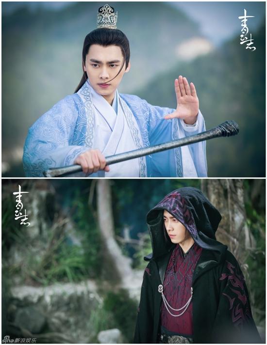Lý Dịch Phong và Triệu Lệ Dĩnh cực đẹp đôi trong trailer 'Tru tiên'