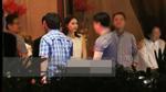 Hoa hậu Thu Thảo hạnh phúc dự sinh nhật bạn trai đại gia