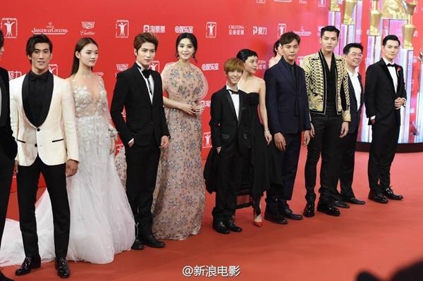 Cả giới giải trí Hoa ngữ hội tụ tại LHP Quốc tế Thượng Hải  - Ảnh 18