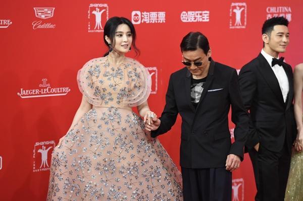 Cả giới giải trí Hoa ngữ hội tụ tại LHP Quốc tế Thượng Hải  - Ảnh 17