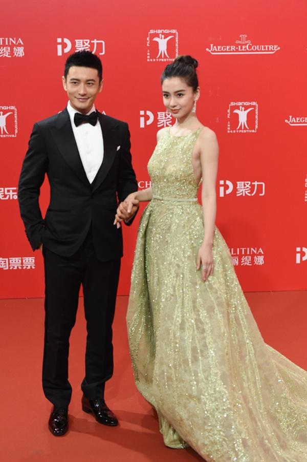 Cả giới giải trí Hoa ngữ hội tụ tại LHP Quốc tế Thượng Hải  - Ảnh 1