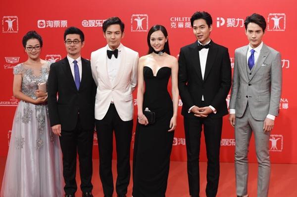 Cả giới giải trí Hoa ngữ hội tụ tại LHP Quốc tế Thượng Hải  - Ảnh 21