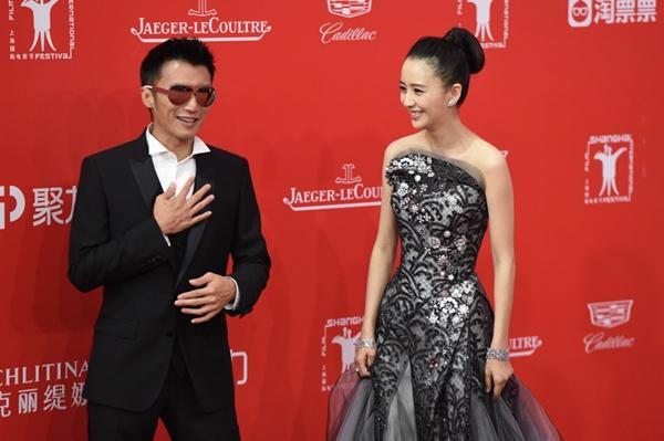 Cả giới giải trí Hoa ngữ hội tụ tại LHP Quốc tế Thượng Hải  - Ảnh 22