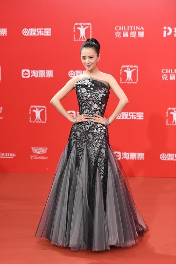 Cả giới giải trí Hoa ngữ hội tụ tại LHP Quốc tế Thượng Hải  - Ảnh 23