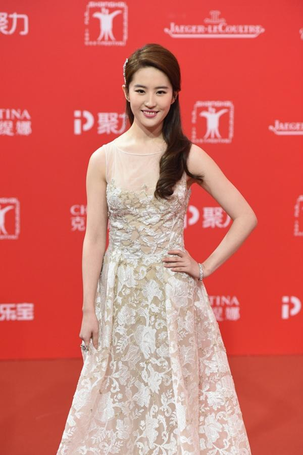 Cả giới giải trí Hoa ngữ hội tụ tại LHP Quốc tế Thượng Hải  - Ảnh 5