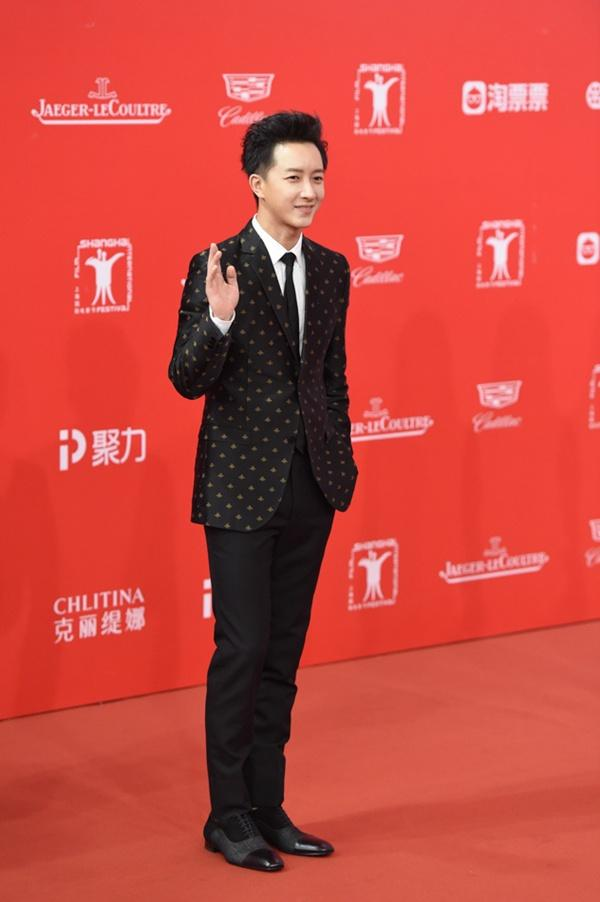 Cả giới giải trí Hoa ngữ hội tụ tại LHP Quốc tế Thượng Hải  - Ảnh 8