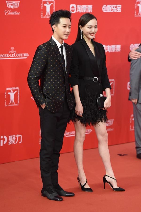 Cả giới giải trí Hoa ngữ hội tụ tại LHP Quốc tế Thượng Hải  - Ảnh 9