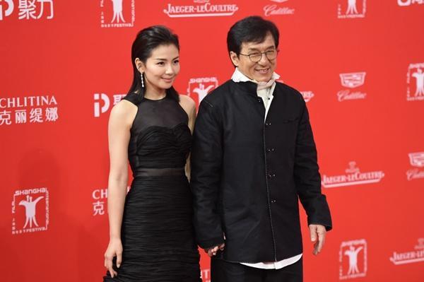 Cả giới giải trí Hoa ngữ hội tụ tại LHP Quốc tế Thượng Hải  - Ảnh 13