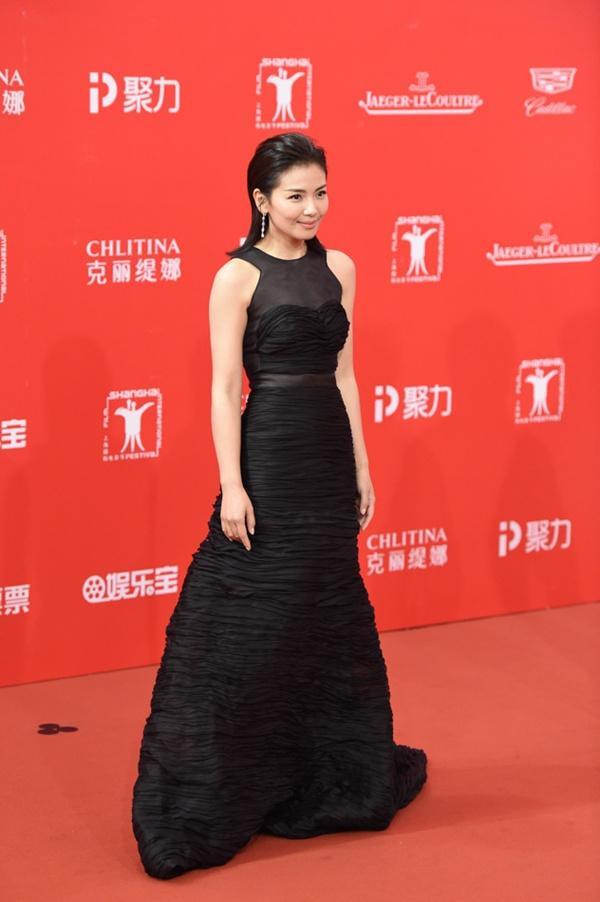 Cả giới giải trí Hoa ngữ hội tụ tại LHP Quốc tế Thượng Hải  - Ảnh 12