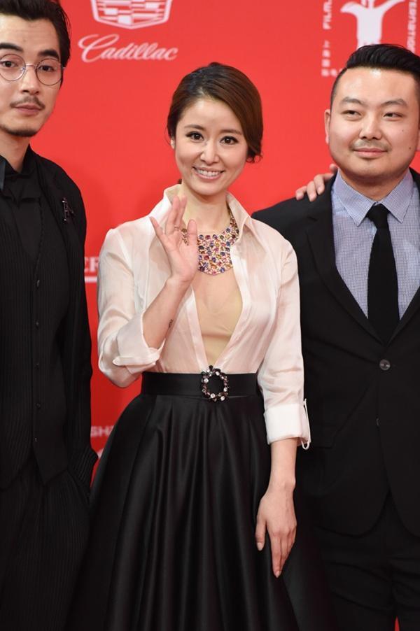 Cả giới giải trí Hoa ngữ hội tụ tại LHP Quốc tế Thượng Hải  - Ảnh 10