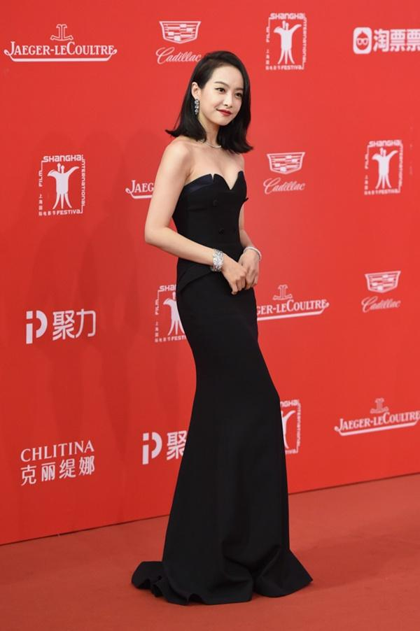 Cả giới giải trí Hoa ngữ hội tụ tại LHP Quốc tế Thượng Hải  - Ảnh 26