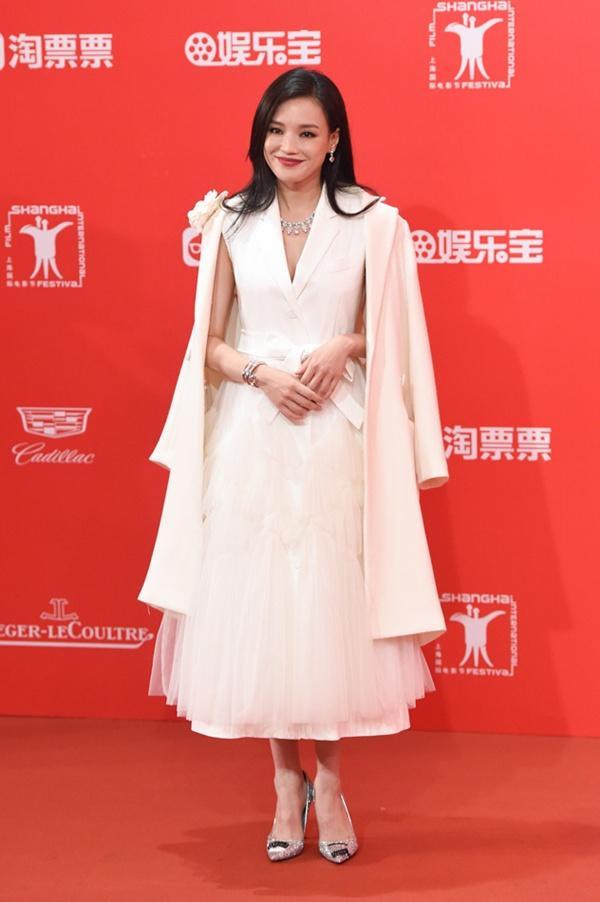 Cả giới giải trí Hoa ngữ hội tụ tại LHP Quốc tế Thượng Hải  - Ảnh 14