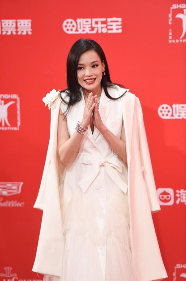 Cả giới giải trí Hoa ngữ hội tụ tại LHP Quốc tế Thượng Hải  - Ảnh 15