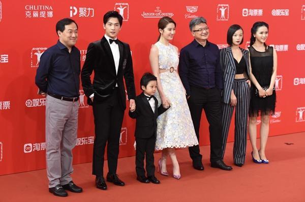 Cả giới giải trí Hoa ngữ hội tụ tại LHP Quốc tế Thượng Hải  - Ảnh 29