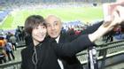 Vợ chồng 'Trương Tam Phong' Trương Vệ Kiện đến Pháp xem Euro