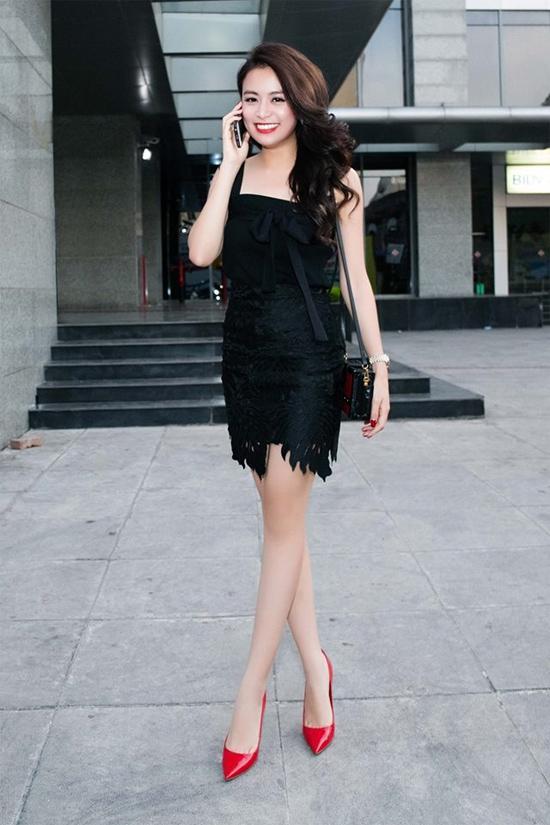 3 mỹ nhân Việt có chiều cao khiêm tốn vẫn gây sốt với thời trang đẹp mắt