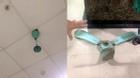 Hà Nội: Quạt trần rơi ở sảnh chung cư, 2 người phụ nữ cấp cứu