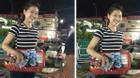 Truy tìm cô gái bán kẹo dạo có nụ cười tỏa nắng