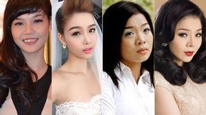 """7 sao Việt """"lên đời"""" nhan sắc sau khi dao kéo mũi"""