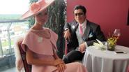Vợ chồng Dustin Nguyễn mặc quý tộc dự event Hoàng Gia có sự tham gia của Nữ Hoàng Anh