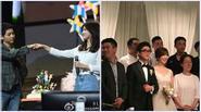 Song Hye Kyo xinh đẹp đi dự đám cưới sau khi về nước cùng Song Joong Ki