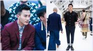 Loạt sao nam Hoa ngữ nổi bật tại Tuần lễ thời trang Milan