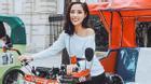 Facebook 24h: Kỳ Duyên đang tận hưởng những ngày tuyệt vời tại kinh đô ánh sáng Paris