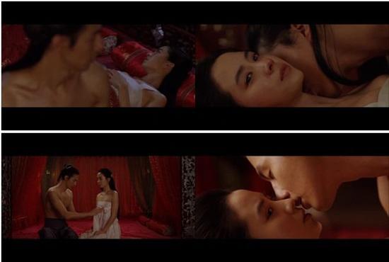 Những 'nữ hoàng cảnh nóng' thành danh nhất màn ảnh Hàn