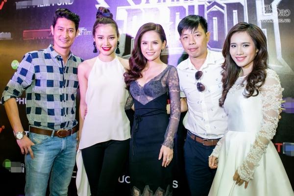 Thái Hòa cảm nhận đạo diễn Charlie Nguyễn giống một… người vợ