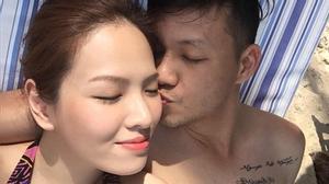 """Facebook 24h: Chồng Đan Lê tung ảnh giường chiếu """"dìm hàng"""" vợ"""