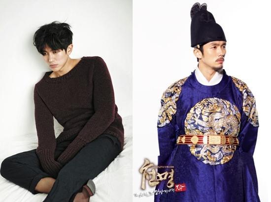 10 mỹ nam cổ trang làm 'khuynh đảo' màn ảnh Hàn