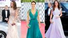 Công nương Kate Middleton đẹp lộng lẫy trong trang phục hàng hiệu