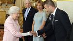David Beckham lịch lãm diện kiến nữ hoàng Anh
