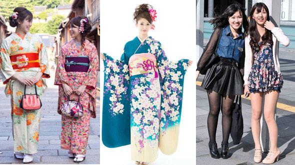 """""""Phụ nữ Nhật Bản đi như vịt"""""""